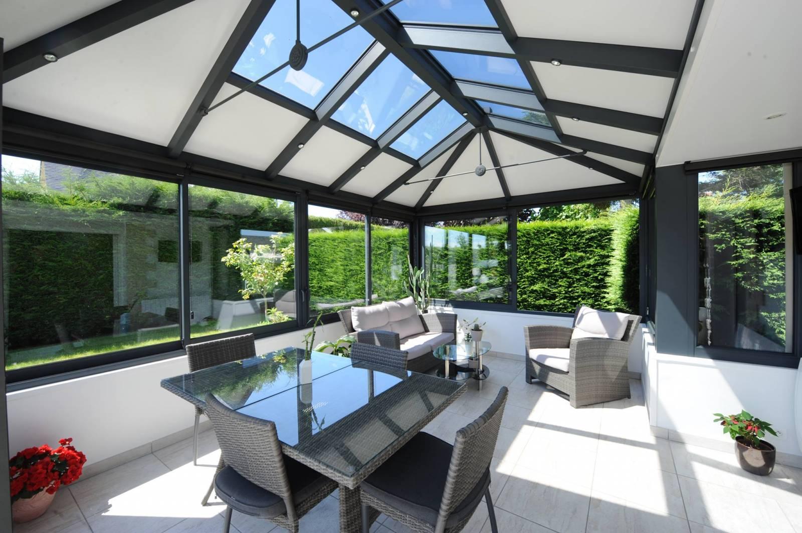 quel est le prix d 39 une veranda alu 20m lyon perspective v randa. Black Bedroom Furniture Sets. Home Design Ideas