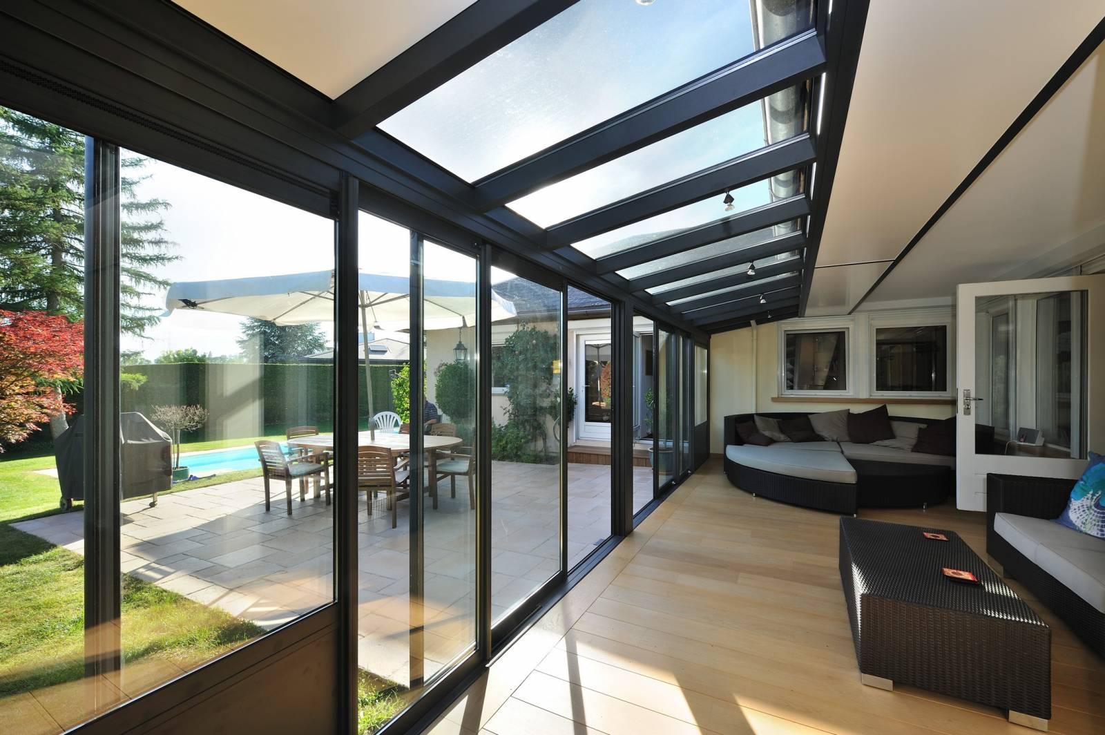 Quel est le prix d'une veranda alu 20m² à Lyon ...