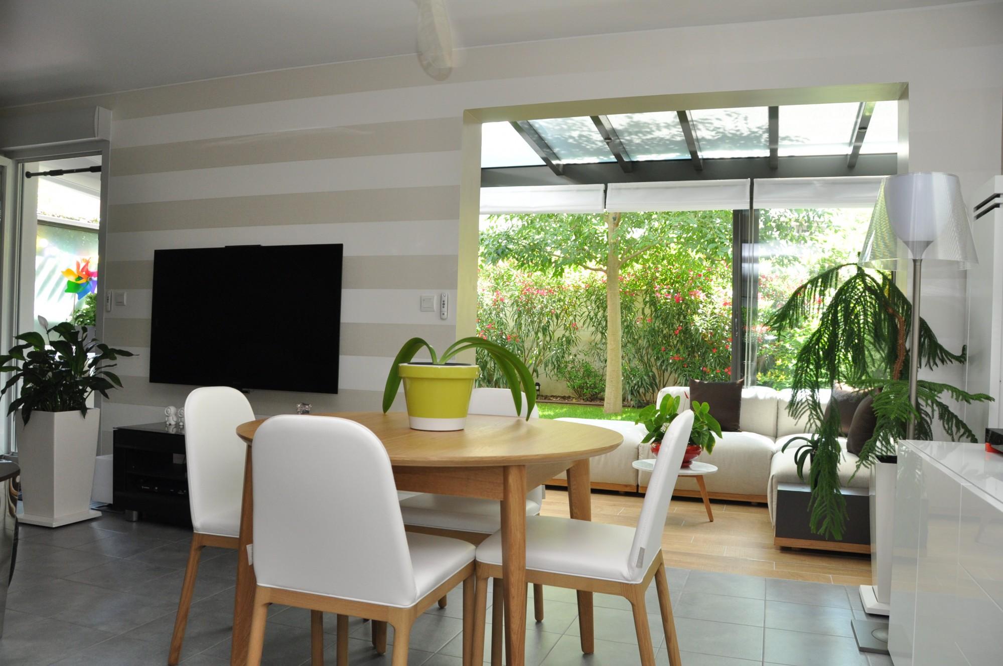 v randa extension en aluminium lyon perspective v randa. Black Bedroom Furniture Sets. Home Design Ideas